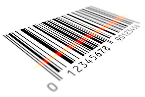 образец штрих кода