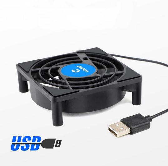 Вентилятор для TV Box Vontar C1
