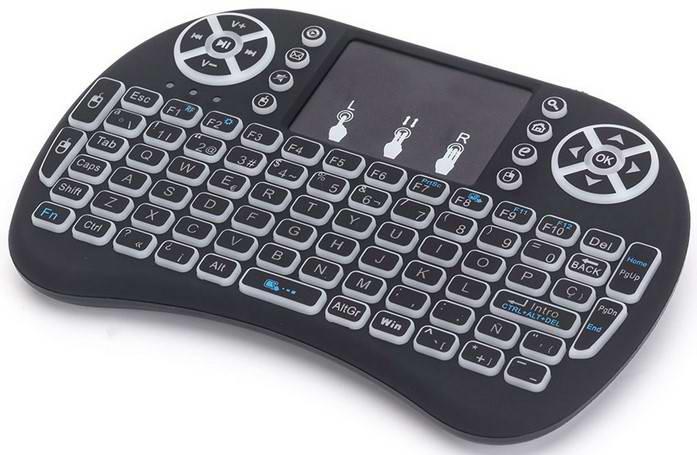 клавиатура i8