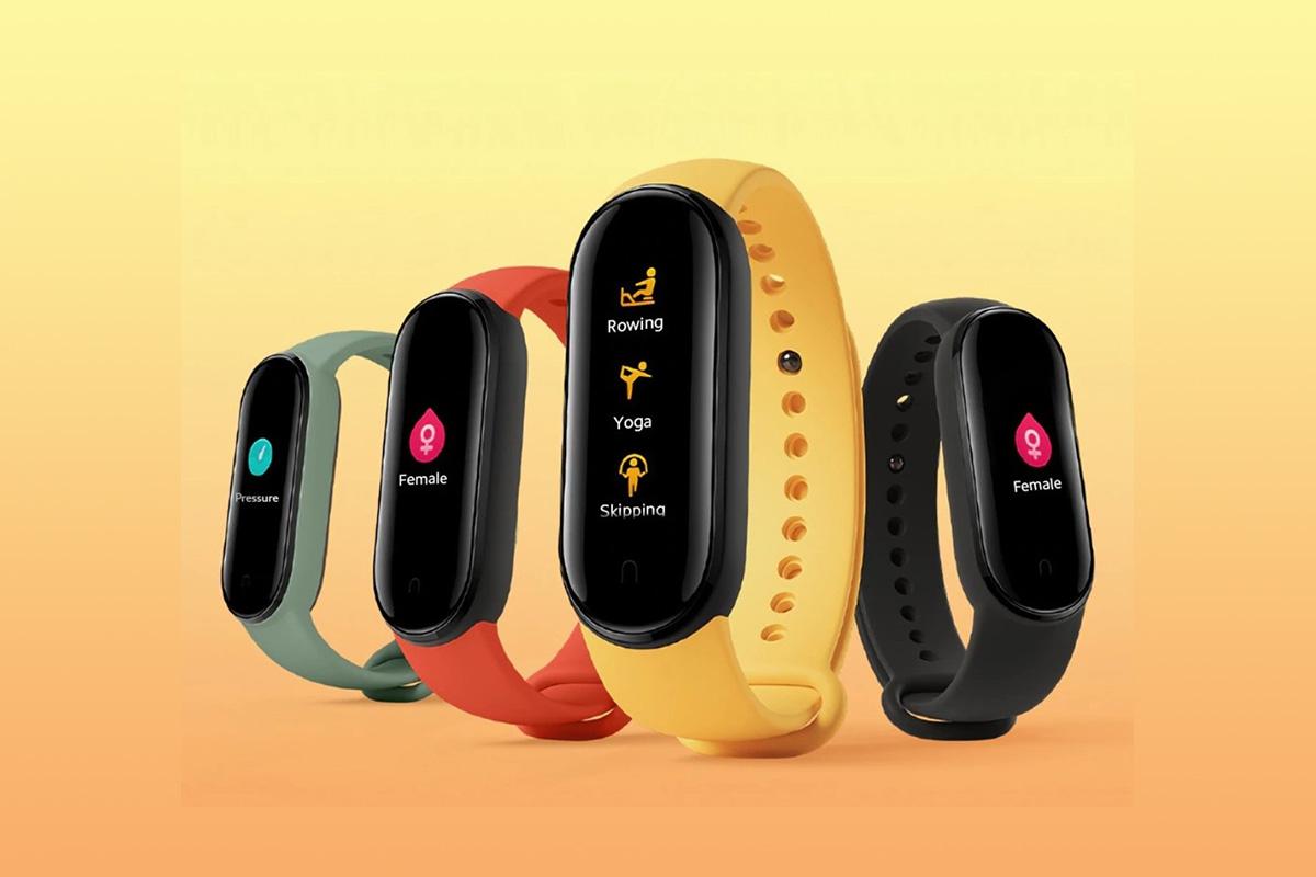 Xiaomi Mi Band 5 уже в продаже