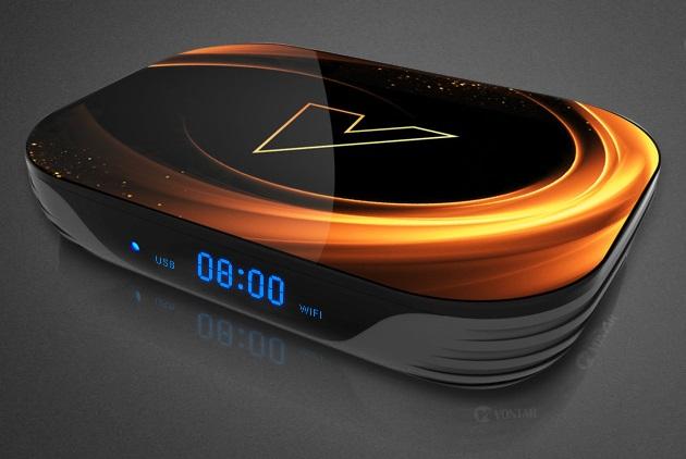 Обзор Смарт ТВ приставки VONTAR X3 1