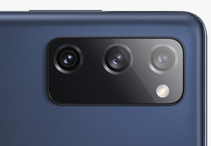 samsung galaxy s20 fe камера