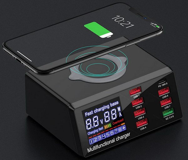 сетевое зарядное устройство 3.0