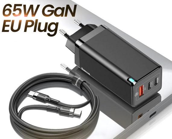 сетевое зарядное устройство usb type c