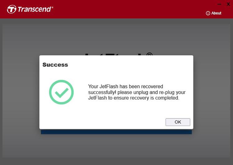 ПО JetFlash Online Recovery 4