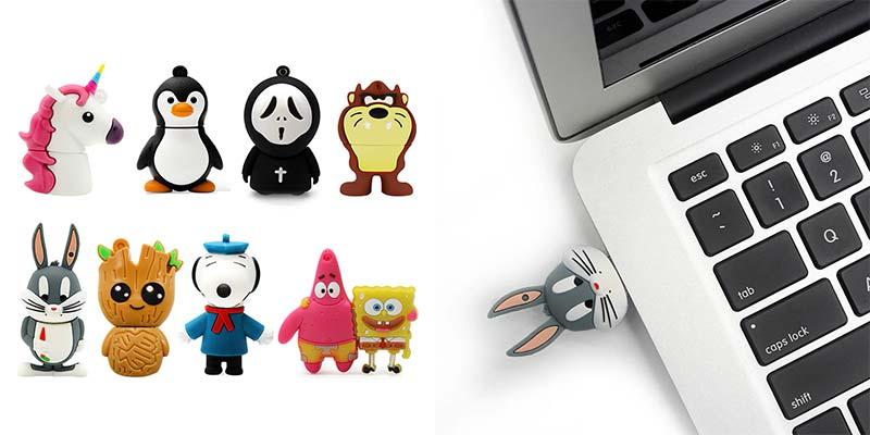 USB 2.0 Флешка в виде игрушки