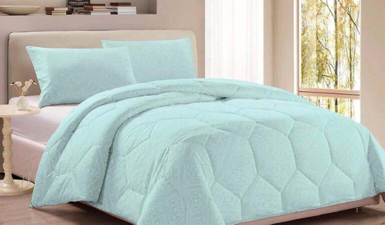 фото Уютная кровать