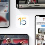 iOS 15: Дата выхода и новые функции