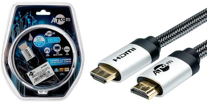 Кабель Atcom High speed HDMI - HDMI