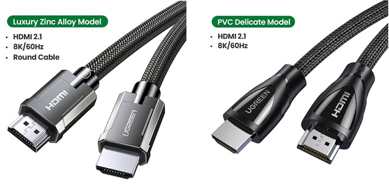 Кабель UGREEN HDMI 8K_60Hz 2.1
