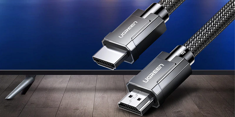 лучший оптимальный Кабель Ugreen HDMI v2. 1, 2м, 8K
